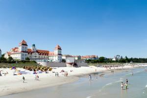 Urlaub in Binz