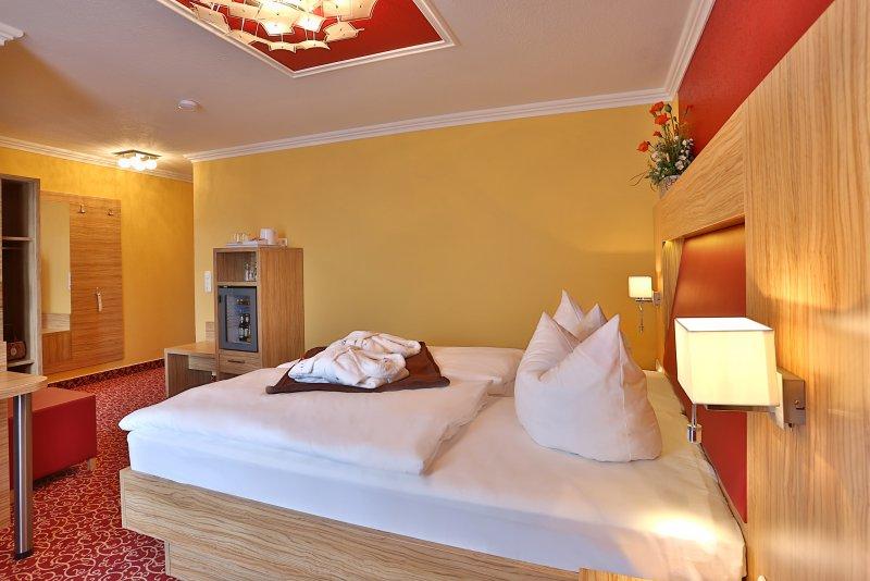 zimmer 15 akzent waldhotel in g hren. Black Bedroom Furniture Sets. Home Design Ideas