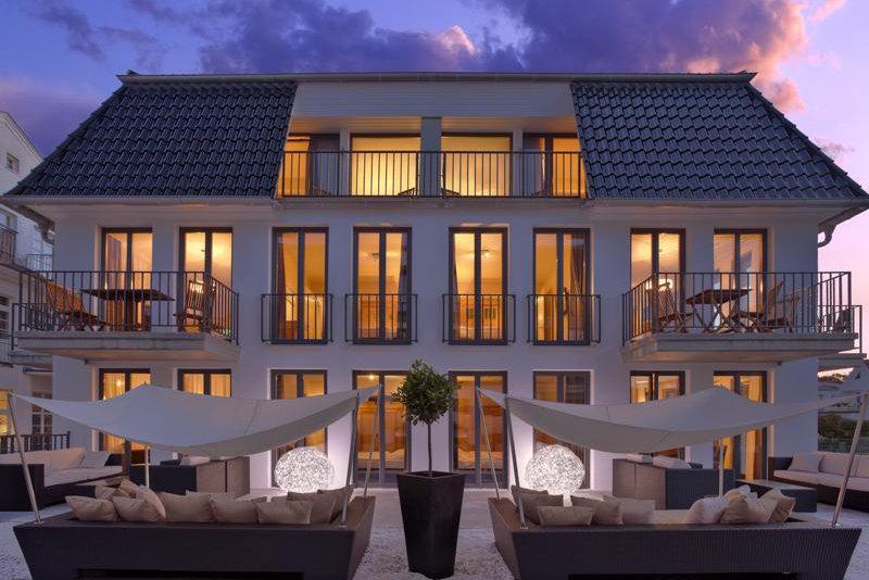 suite hotel binz familotel r gen in binz auf der insel r gen. Black Bedroom Furniture Sets. Home Design Ideas