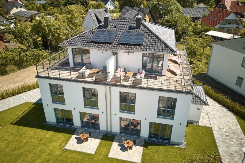 Ferienhaus villa emma in sellin auf der insel r gen for Sellin ferienhaus